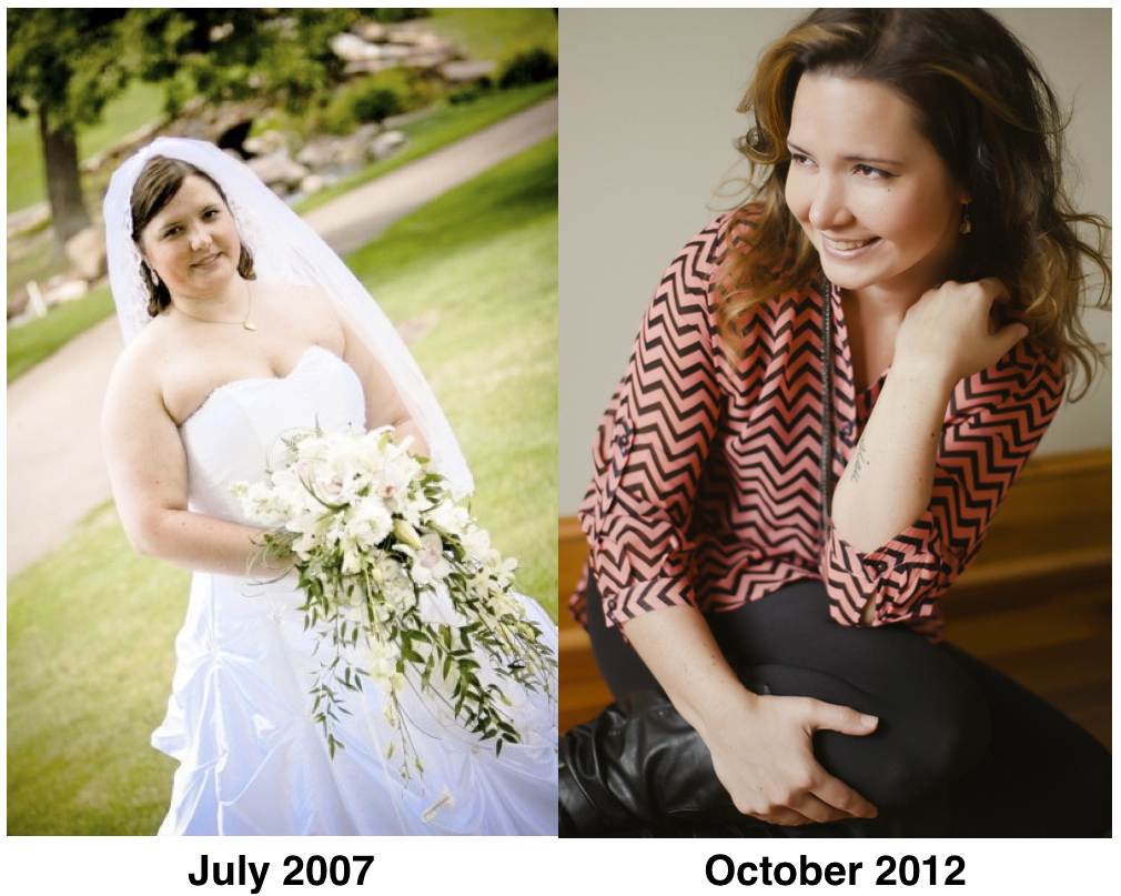 Sara Hefty Before + After
